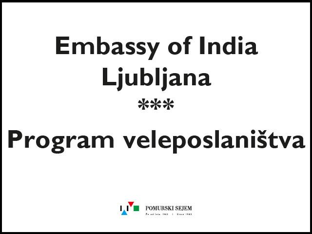Indijsko veleposlaništvo