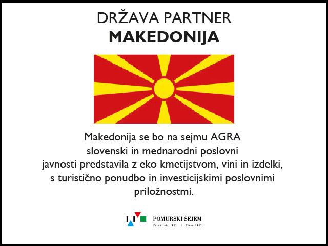 Država partnerica Makedonija
