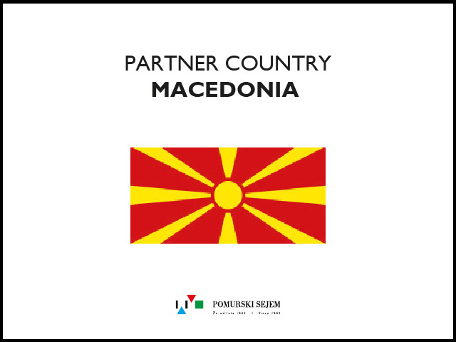 PARTNER COUNTRY MACEDONIA